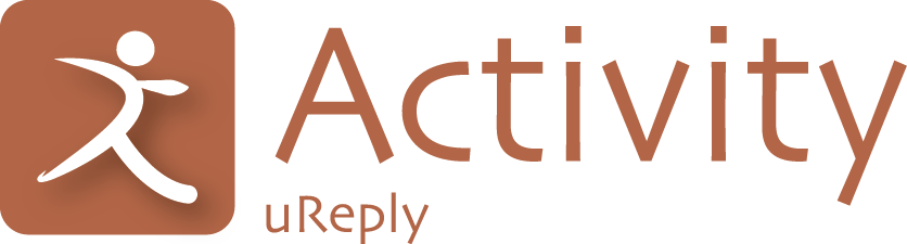 Activity, uReply website